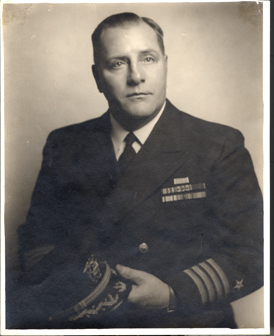 Philip Beck, Cmdr.
