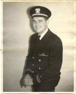 P. F. Canavan, Ensign