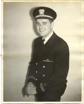 P. Frank Canavan, Ensign