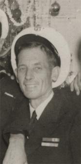 Stewart Cass, GM1c