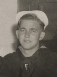 Lloyd Fritz, GM3c