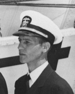 James Fuller, Lt. (jg)