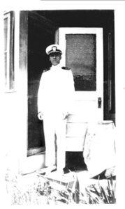 Herbert Allen, Lt. (jg)SC