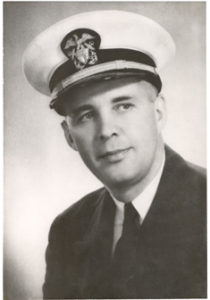 Wallace Wilson, Lt, (jg)