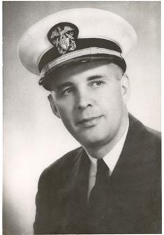 Wallace Wilson, Lt. (jg)
