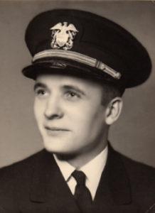 Charles Scott, Lt. (jg)