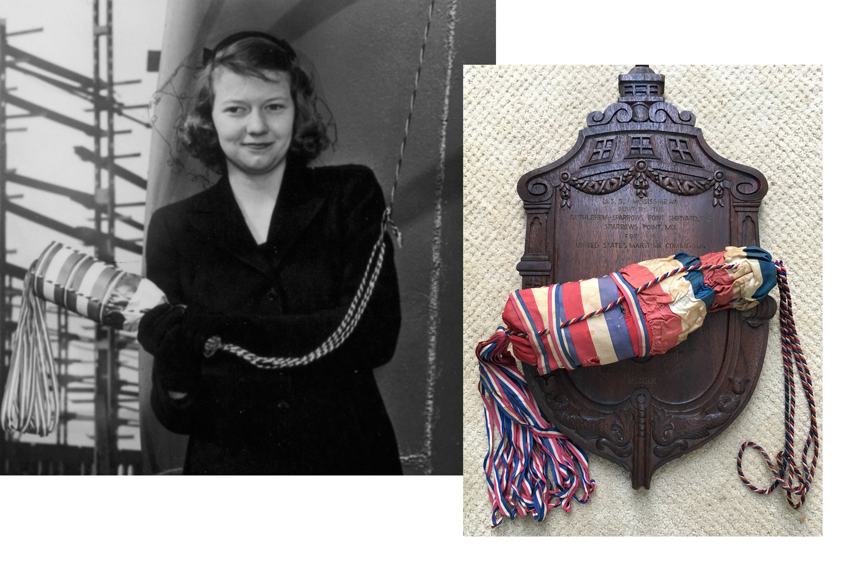 Margaret Pence 1944