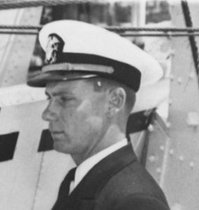 Charles McCollister, Ensign