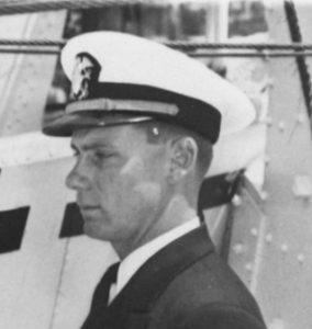 Charles McCollister, Ensign