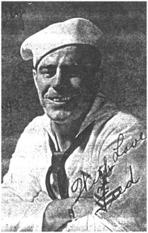 Frederick Schaufus, MM2c