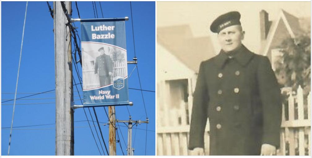Luther Bazzle, Jr., SC(B)3c